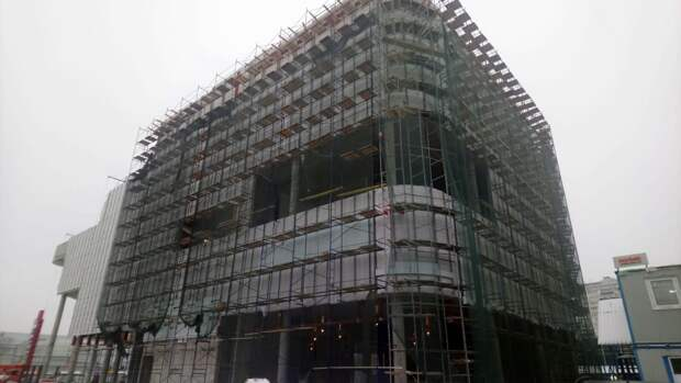 Обновленный кинотеатр «Байконур» на Декабристов планируют открыть летом