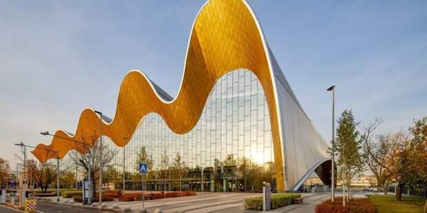 Сергунина: Москва вышла в финал конкурса «Мировая столица дизайна — 2024»