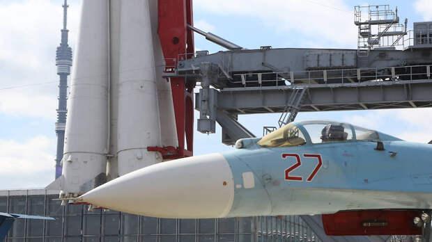 Запчасти к Су-27 скупали «челноки» из КНР