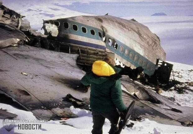 Паранормальные явления на заброшенных антарктических станциях