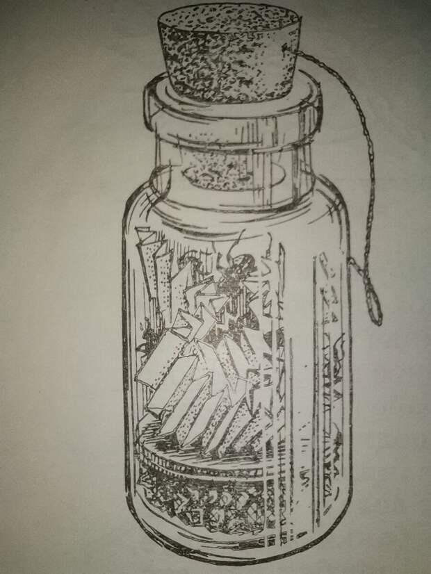 Морилка для насекомых!!! Как изготовить?Ответ в этой статье.