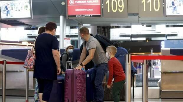 Ростуризм предлагает сделать платными вывозные рейсы из Турции