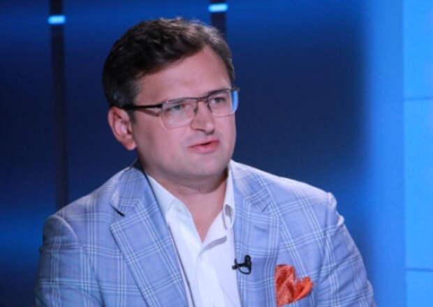 Кулеба высказался касательно работы Фокина в ТКГ и отношений с Белоруссией