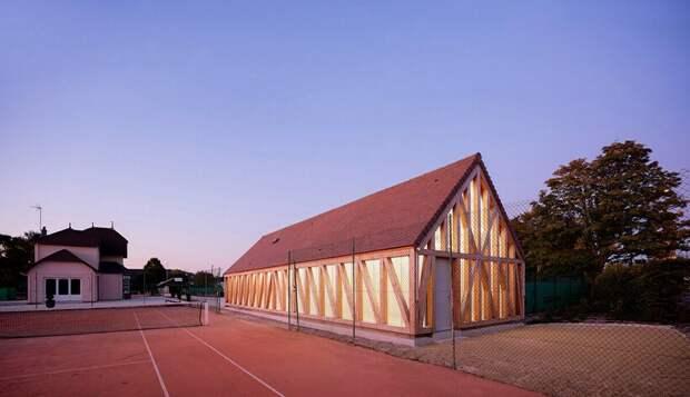 Архитекторы Франции не могут закончить проекты из-за взлета цен на дерево