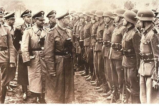 Легионеры СС вместо победителей Гитлера – переименования в Латвии