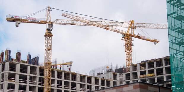 Свыше миллиарда рублей инвестируют в строительство технопарка в Южном Медведкове