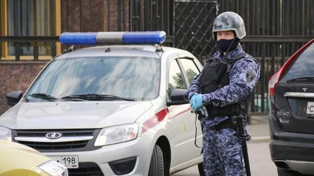 Промахнулся: на Думской грабитель выхватил у девушки телефон и побежал прятаться в суд