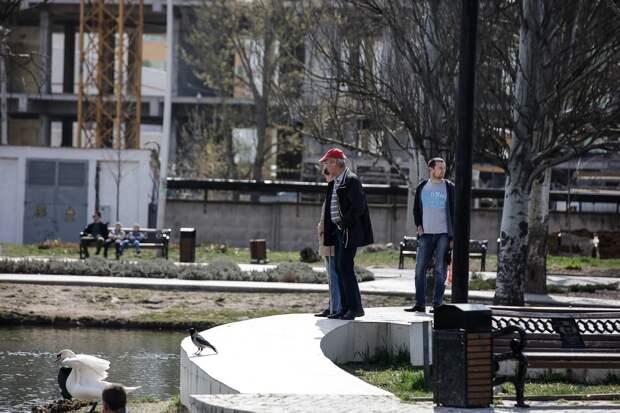 Без дождей, но холодно: синоптики дали прогноз погоды на две недели в Крыму