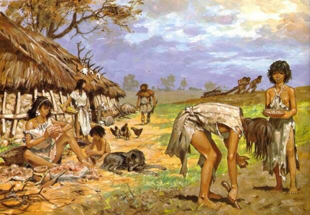 Гендерные роли эпохи раннего неолита изучены после анализа древних орудий труда