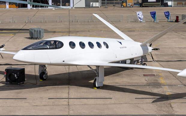 Роскошный электрический самолёт Alice компании Eviation готовят к первому полёту