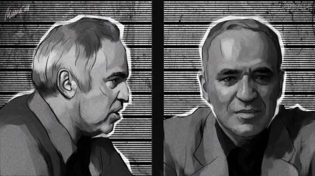 Проигравшийся в пух и прах Каспаров обвинил Евросоюз в подкупе Москвой