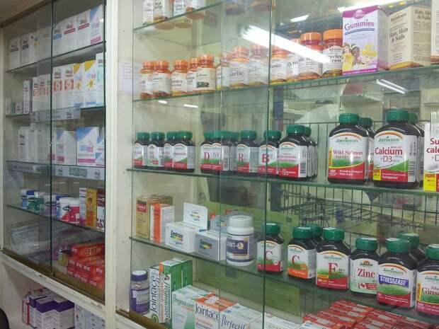 Росздравнадзор объяснил дефицит лекарств в аптеках Крыма