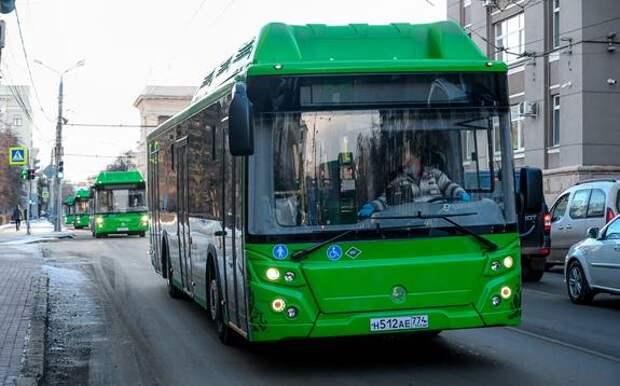 В Челябинске расскажут о необходимости выделенных полос для транспорта