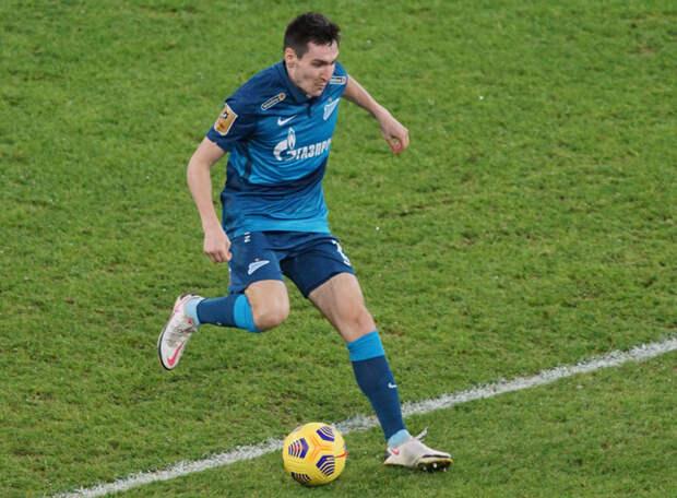Караваев не сыграет с «Арсеналом». Под вопросом и его участие в игре с «Брюгге»