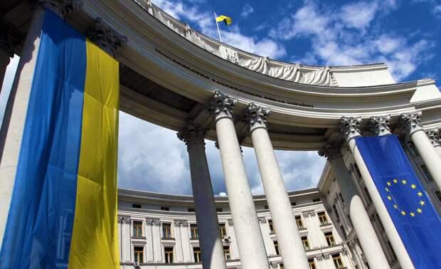 МИД Украины назвал «красную линию» в отношениях с Россией