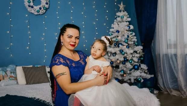 Волонтеры Подольска передали подгузники одинокой матери с ребенком‑инвалидом
