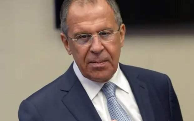 Сергей Лавров продолжает делать резкие и знаковые заявления в адрес Запада