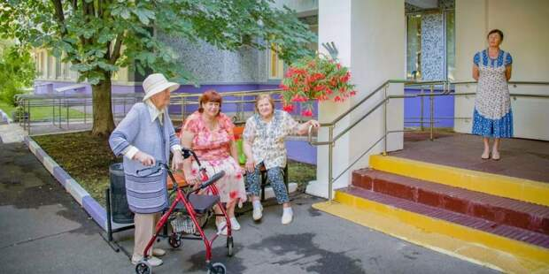 Помощников по уходу в столичных домах-интернатах переобучат по новой уникальной программе