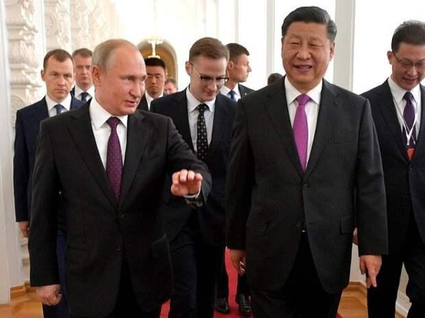 Пекин: Путин и Си Цзиньпин 19мая запустят строительство нового атомного объекта