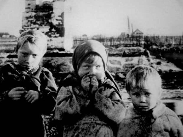 Кто ответит в толерантной Европе за геноцид русских и других народов СССР?