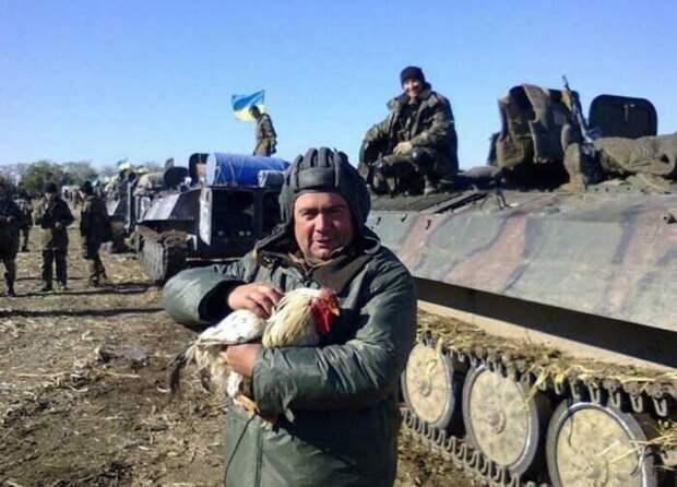 Разведка ДНР получила данные о личном составе частей ВСУ на Донбассе