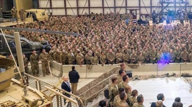 США допустили временное увеличение военных сил в Афганистане до вывода войск