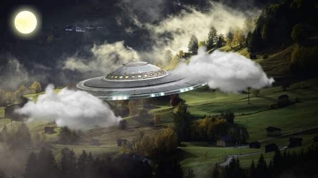 """Найдены объяснения пяти """"доказательствам"""" существования инопланетян"""
