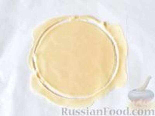 Фото приготовления рецепта: Медовик апельсиновый - шаг №12