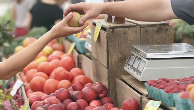 На рынках Подмосковья начали проверять ягоды и грибы на безопасность