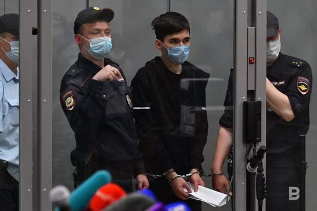 Baza: Следком отрабатывает версию вербовки устроившего стрельбу в казанской гимназии