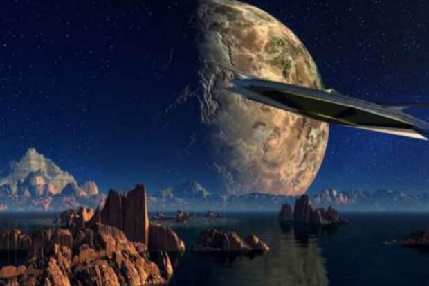 Граница Вселенной: что лежит за невидимым началом времени