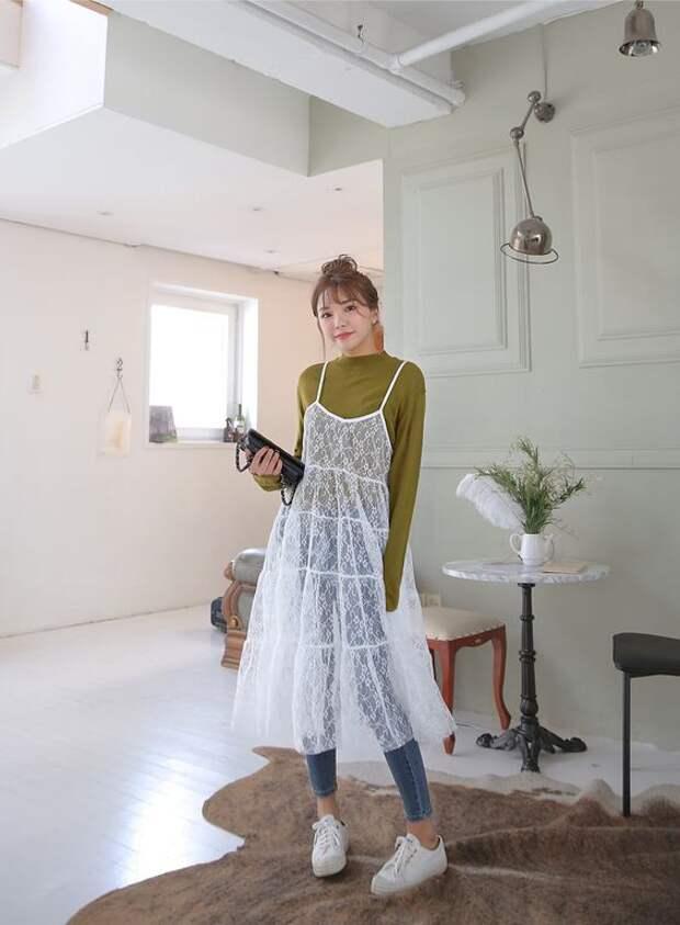 Призрачное платье (подборка)