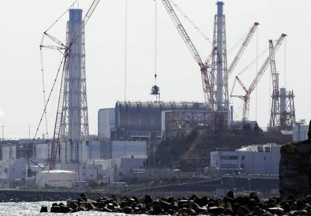 АЭС «Фукусима-1». © KIMIMASA MAYAMA / EPA / ТАСС