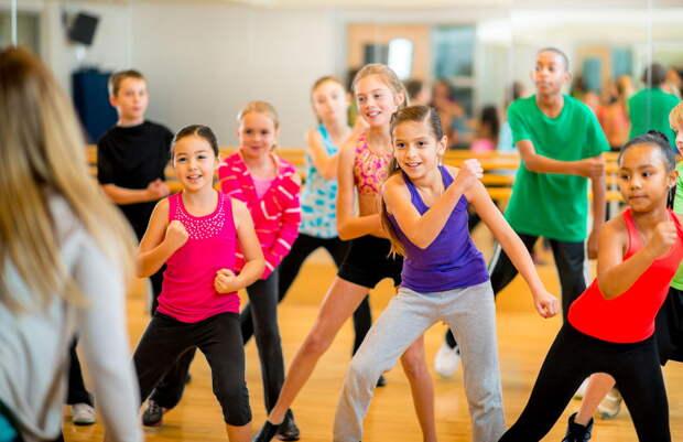 Как мотивировать детей быть физически активными