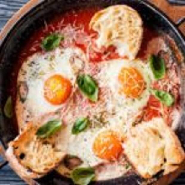 5 секретов приготовления идеальной яичницы