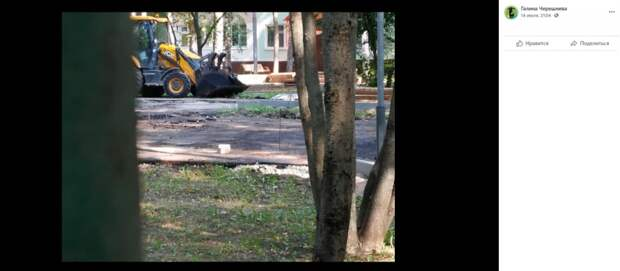 Территорию у детского сада на бульваре Яна Райниса благоустроят до 20 августа – префектура