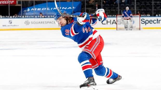 Русские бьются за «Нью-Йорк». Панарин вколотил гол мощнейшим броском, Шестеркин потащил буллит и совершил 33 сейва