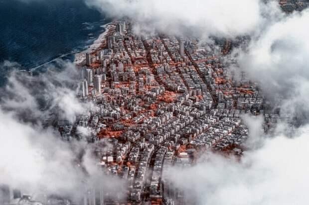 Взгляд сквозь облака. (Фото Vladimir Migutin/Kolari Vision):