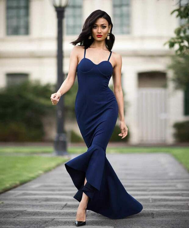 Платье годе: 13 идей, которые позволят создать очень женственный образ