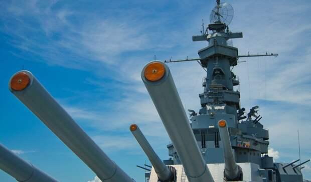 Боевые корабли Каспийской флотилии заметили вРостове