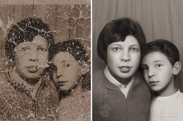 23 фотографии, которые вернулись кжизни благодаря Photoshop