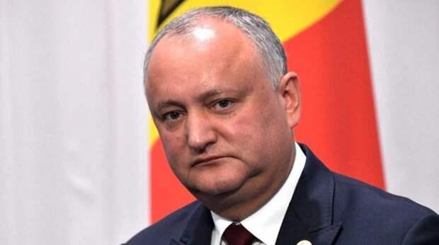 Додон назвал последствия досрочных выборов в Молдавии