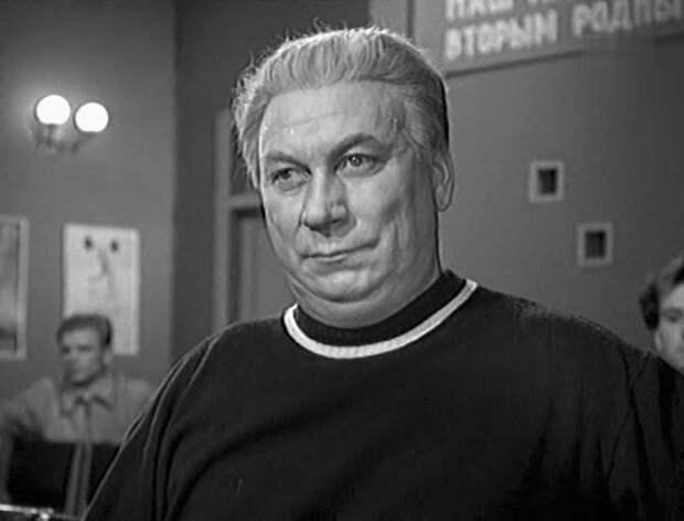 Чемпион мира актёр, кино, народный артист СССР