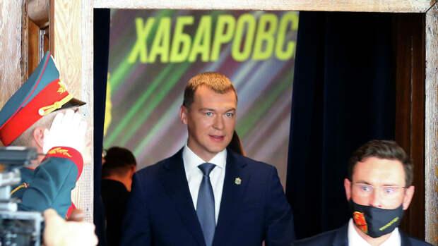 Дегтярев: темпы роста экономики Хабаровского края превосходят показатели соседних регионов