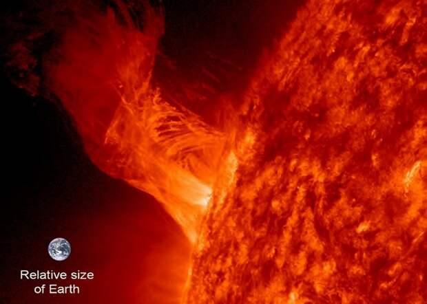 Удивительные космические открытия (9 фото)