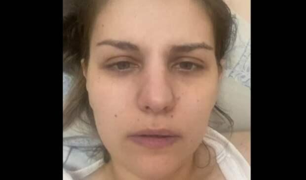 Омичка Юлия Гущина умерла отрака