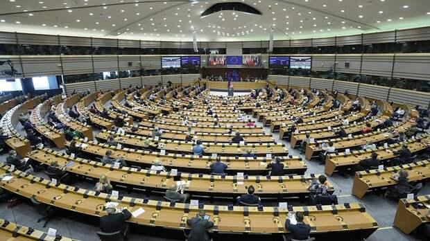 Европарламент принял резолюцию по ситуации с «отравлением» Навального