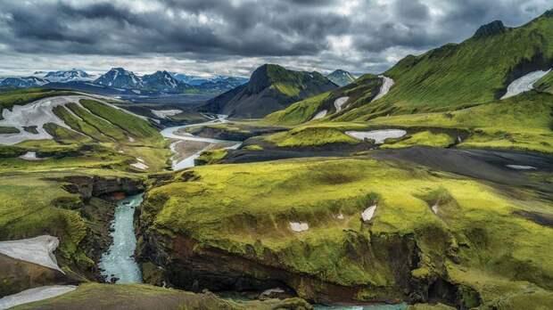 Топ-10 невероятно красивых мест живописной Исландии
