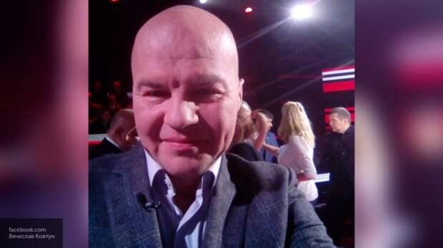 Ковтун стал причиной скандала Корнилова и Норкина на российском ТВ