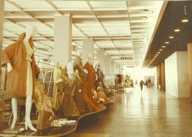 Для советской торговли универмаг действительно получился нетрадиционным / Фото: newsland.com